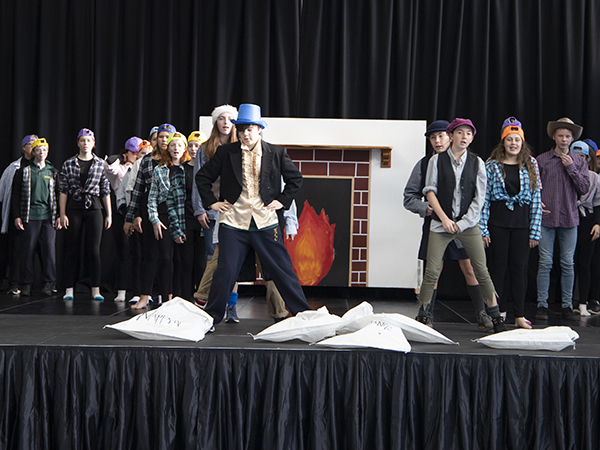 Performing Arts, Harvest Christian College